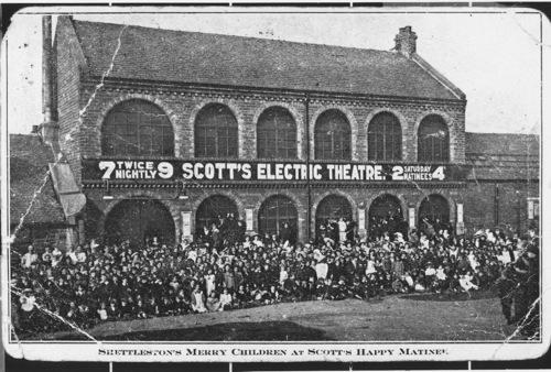 6 1 222 Scotts Electric Theatre Shettleston Glasgow 1913