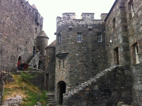 Around Eilean Donan Castle