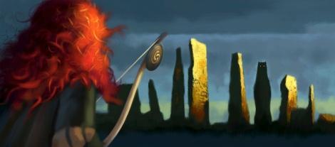 Concept artwork for Brave