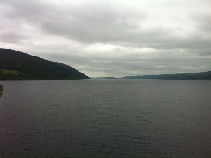 Loch Ness from Grant Tower