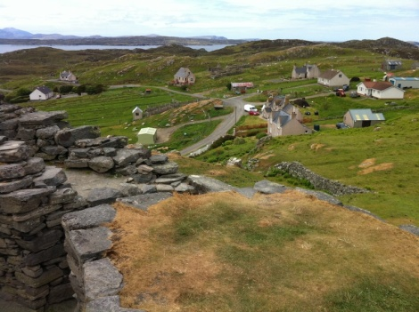 View from the Broch